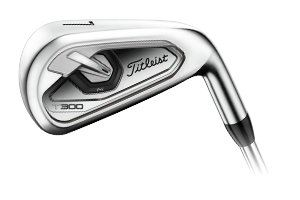 Titleist T300 Iron Set N.S. PRO 880 AMC CHROME Flex: R or S  Weight: 93g, 105, 105g 5-9W