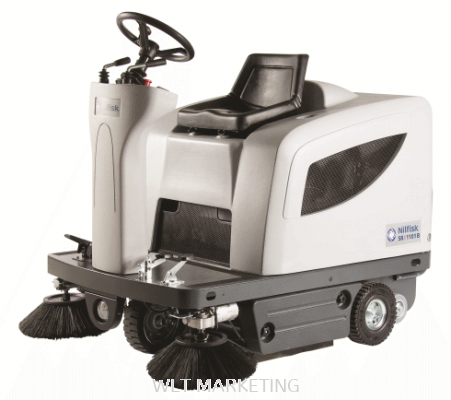 Nilfisk Ride-On Sweeper SR1101B