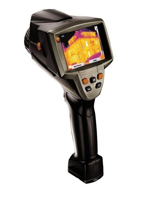 TESTO 882 Infrared Camera
