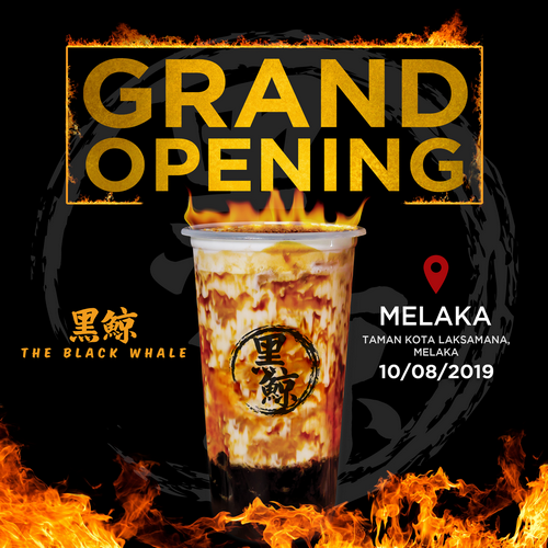 The First Outlet in Melaka MSIA will be Opening Soon