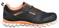 S 96 - 9950 BLACK/ORANGE (Ligero S1P SRC) RM389.90 LightWeight Collection Safety Jogger