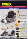 Colex Safety Shoes DB600  Safety Gears