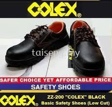 Colex Safety Shoes ZZ 200
