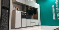 Full Aluminium Kitchen Cabinet Full Aluminium Kitchen Cabinet