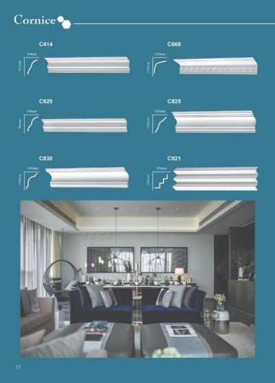 Plaster Ceiling Catalog