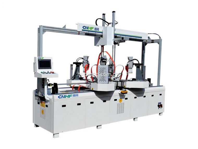 HF (RF) WOODEN FRAME JOINING MACHINE  High Frequency Machine