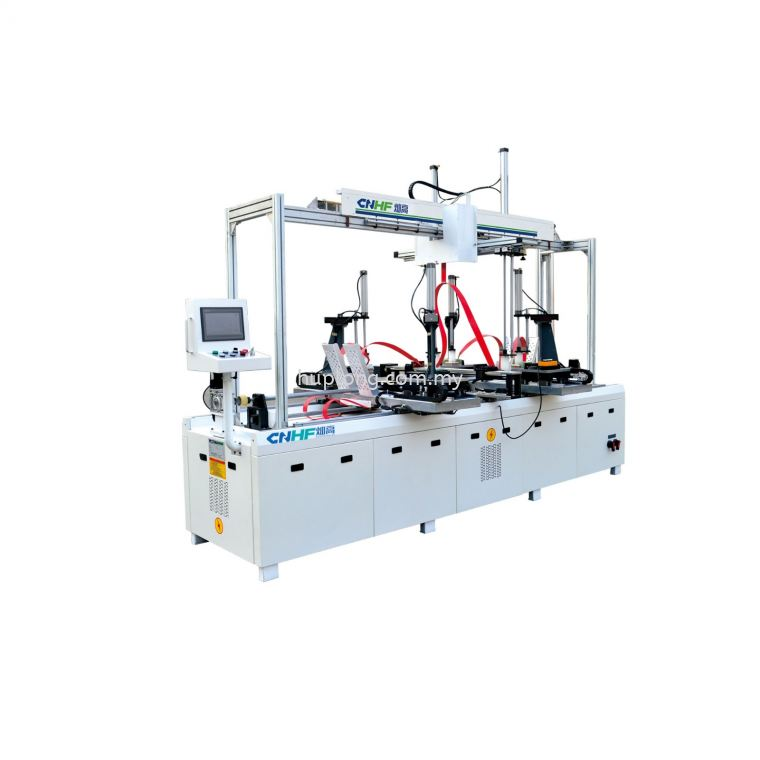 HF (RF) UNIVERSAL WOODEN FRAME JOINING MACHINE High Frequency Machine