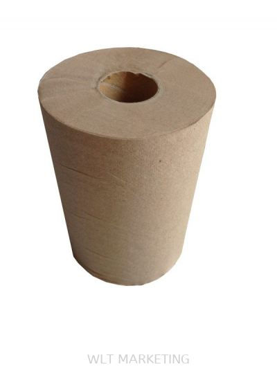 Eco-Brown Hand Roll Tissue