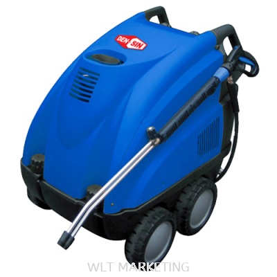 Densin Hot Water High Pressure Cleaner H-200E