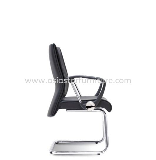 COLOGNE DIRECTOR VISITOR LEATHER OFFICE CHAIR - director office chair bukit jelutong | director office chair shah alam | director office chair jalan tun razak