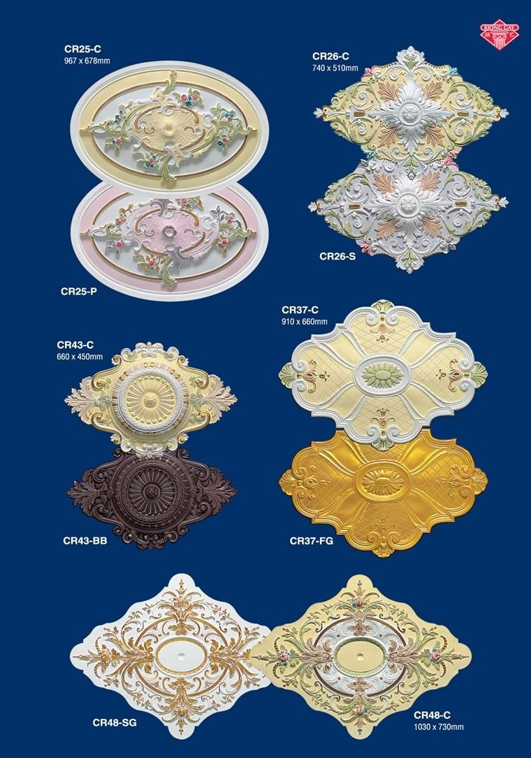 Plaster Ceiling Catalog KIONG GAY ENTERPRISE Gypsum Ceiling Wholesaler Catalog & Sample