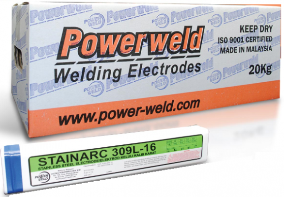 POWERWELD STAINARC SS 309L-16 WELDING ELECTRODE