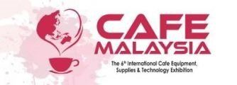 Café Malaysia 2020, The 6th International Cafe Equipment Supplies & Technology Exhibition January 2020