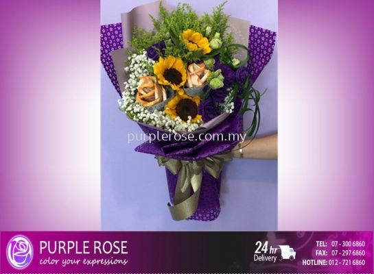 Money Bouquet Set 04(SGD116)