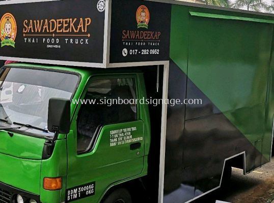 Sawadeekap Food Trucks