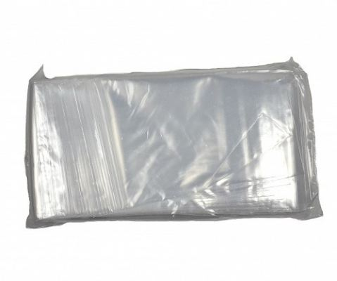 75MMX100MM ZIPPER BAG (3'X 4')