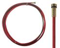 PANA-500 Torch Teflon (Alunimium) Liner  3/4/5 meter PANA-500 MIG TORCH PARTS