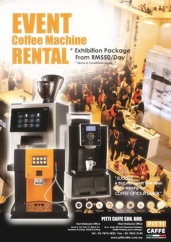 Event Coffee Machine Rental