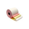 High-Quality Woodfree Paper Roll (76mm x 65mm)  3-ply NCR Woodfree Paper Roll
