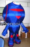 Inflatable Moving Mascot