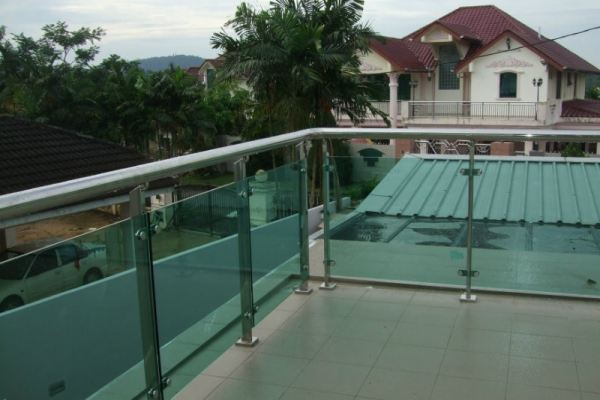 Balcony Fence Design