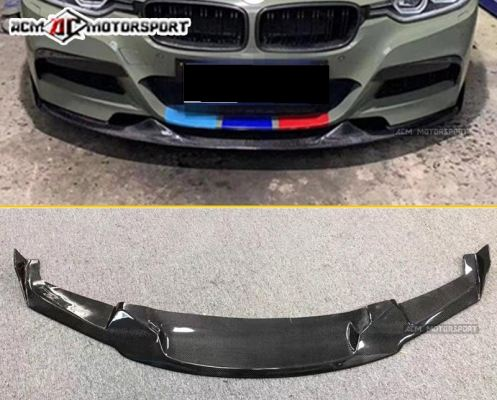 BMW F30 m sport Mad carbon diffuser