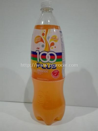 100 Plus Orange 1.5L