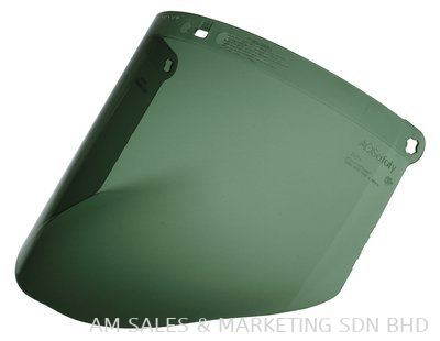 3M 82702-00000 POLYCARBONATE FACESHIELD WP96C (OHHEDMM1100051)