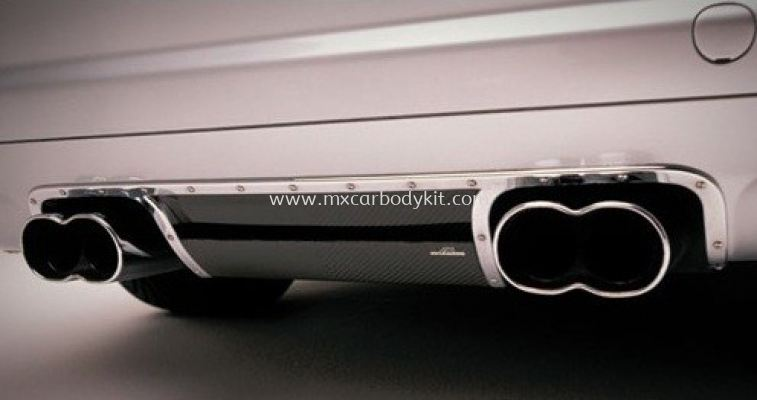 BMW 3 SERIES E46 1998 - 2005 M3 ACS REAR DIIFFUSER