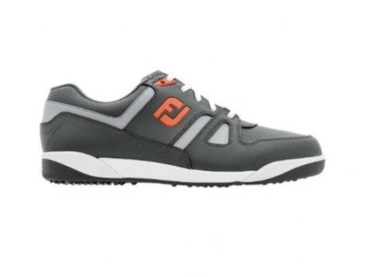 FJ Spikeless Green Joys Golf Shoes Charcoal/White Model 45172 Available in size 6.5 till 11 US