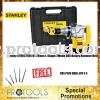 STANLEY STHR272KS 26MM 850W 5KG L-SHAPE HAMMER FOC 5PCS DRILL BIT Stanley Demolition Hammers