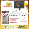 STANLEY SHR263KA 2KG 26MM 3MODE HAMMER WITH STANLEY BITS FOC 3 THING! Stanley Rotary Tools