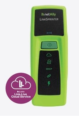 netAlly LinkSprinter® POCKET NETWORK TESTER