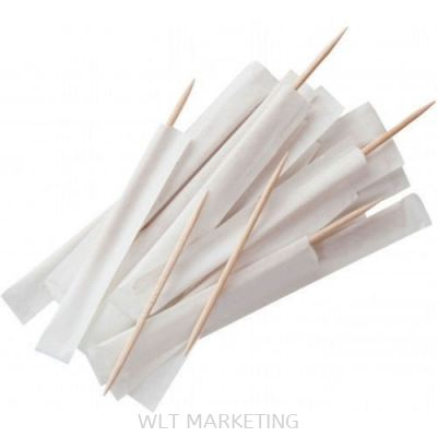 Toothpick With Wrapped