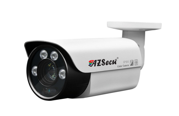 5M Bullet Camera with Mic and Alarm (AZIP5MS-MAIC)