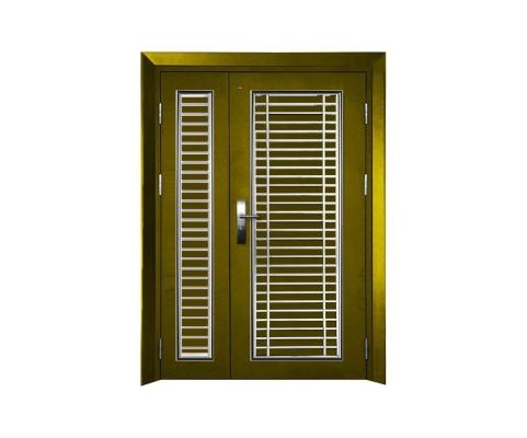 Unequal Security Door077