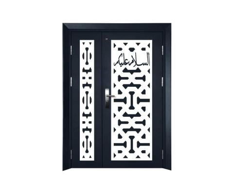 Unequal Security Door021