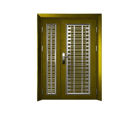 Unequal Security Door054