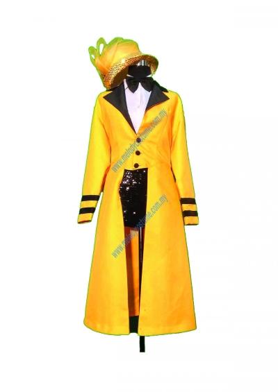 Tailcoat Yellow