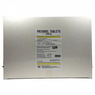 PRITAMOL TABLETS