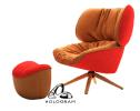 WM_0153 Lounge Chair Living Area Home Furniture