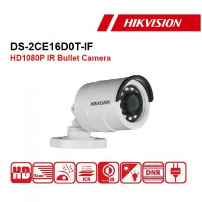 DS-2CE16D0T-IF HD1080p 4 in 1 Entry Level Series