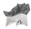 WM_0158 Lounge Chair Living Area Home Furniture