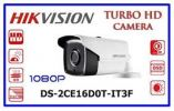 DS-2CE16D0T-IT3F HD1080p 4 in 1 Entry Level Series Outdoor Bullet Camera CCTV & Recorder
