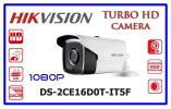 DS-2CE16D0T-IT5F HD1080p 4 in 1 Entry Level Series Outdoor Bullet Camera CCTV & Recorder