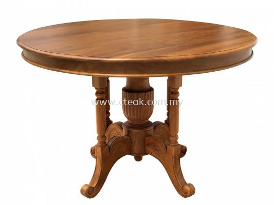 Kopitiam Table Top Solid Wood