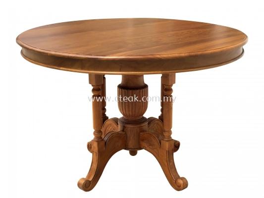 Kopitiam Table Top Solid Wood
