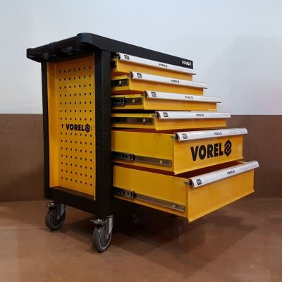 Vorel YT-58539 6 Drawer Tool Chest Only ID30379 ID32305