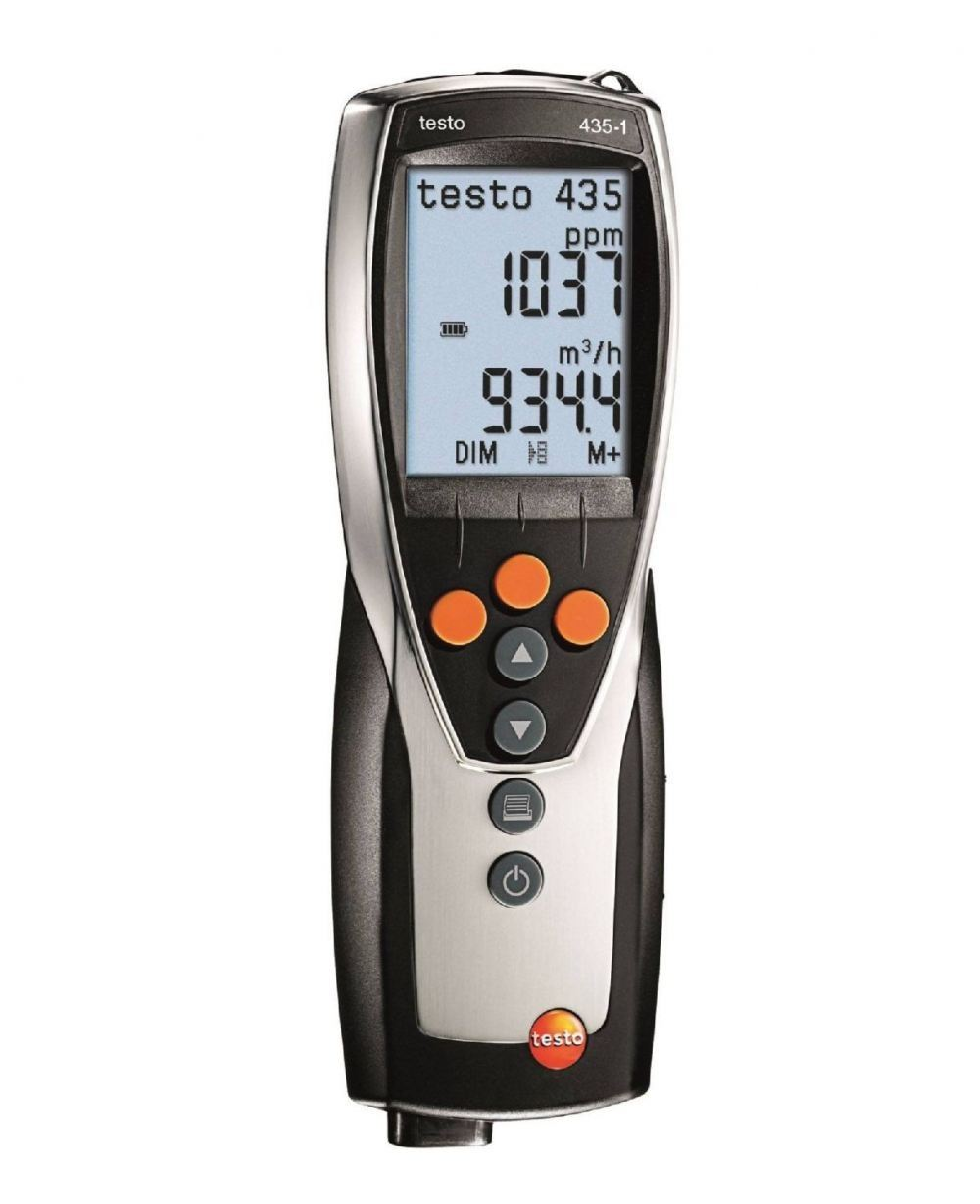 TESTO 435-1 Multi-function climate measuring instrument