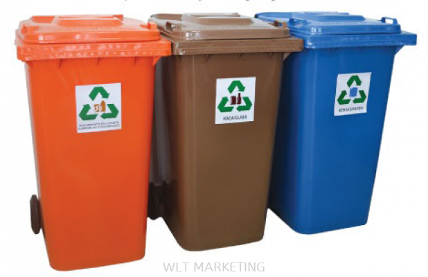Recycling Bins 120L / 240L